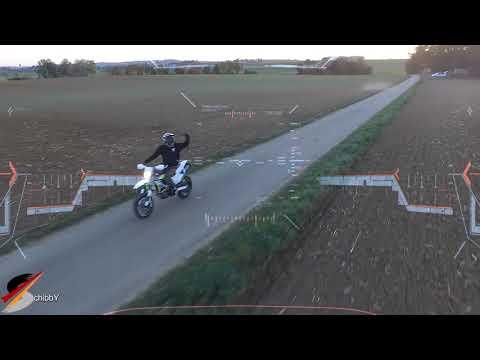 Supermoto Story #4   Drohne