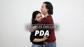 Couples Discuss PDA