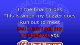 'You Know I'm No Good' in the style of Amy Winehouse presented by All Star Karaoke