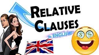 Relative Clauses | ENGLISH GRAMMAR VIDEOS