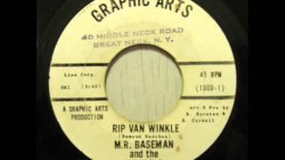 Rip Van Winkle - Mr  Bassman & Symbols