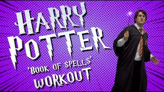 "HARRY POTTER ""Book Of Spells"" Kids Workout"