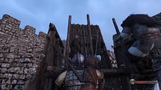 Mount & Blade 2: Bannerlord - Siege Gameplay Extended (E3 2016)