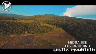 Fpv freestyle diwfpv - Carita Mountain Banten | midrange FPV cruising