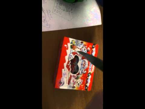 Угарная распаковка конфет на Новый год часть 2 eto pisdec my friend