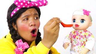 Sick Song - Lullaby Children Songs & Nursery Rhymes