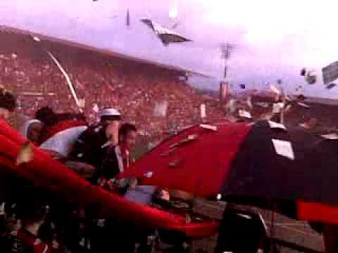 """liga deportiva alajuelense vs herediano final invierno 2010"" Barra: La 12 • Club: Alajuelense"