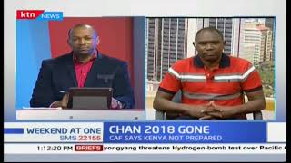 Why Kenya can not host CHAN Championships 2018 with only one stadium meeting CAF's recommendations