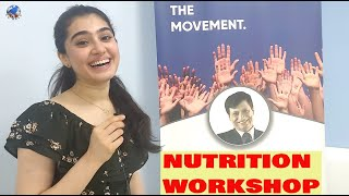 Nutrition Workshop Dubai - LC Well x Elixir Nutrition