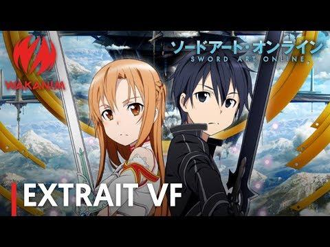 Sword Art Online | Bienvenue dans le jeu ! [VF]