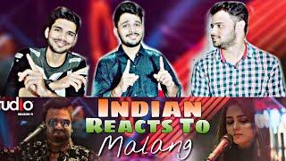 Indian Reaction On MALANG   Sahir Ali Bagga & Aima Baig   Coke Studio Season 11.