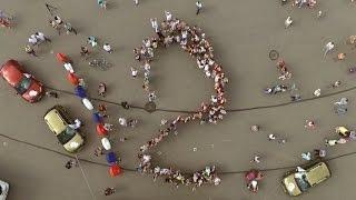 Великий Новгород посетили участники автопробега «Эстафета доверия»
