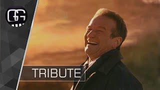 Tribute Video - Robin Williams - Smile