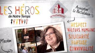 """Présentation du Pari Solidaire pour le prix """"les Héros de Notre Temps"""""""