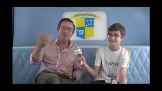 Entrevista a Ignacio Aguaded - II Congresso Internacional de Comunicação e Educação