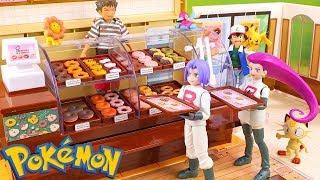 Pokemon Donut   Mister Donut Japan   Stop Motion Video