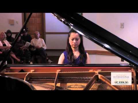 E  GRANADOS Allegro de Concierto RHYTHMIE WONG piano