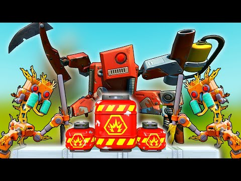 Explosive Canister Traps!  Are They Effective?  - Scrap Mechanic Survival Mode [SMS 56]