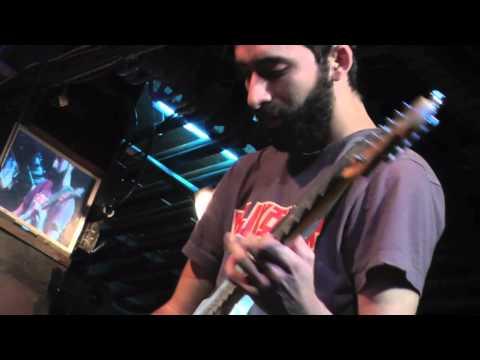 "Les Rhinocéros plays ""UP"" live on the MS Stubnitz in Hamburg, Germany. July 2014"