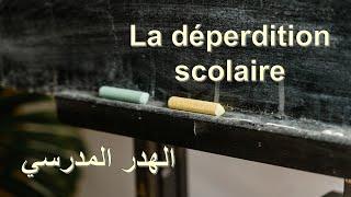 شرح مقال : La déperdition scolaire, une menace pour l'éducation des enfants