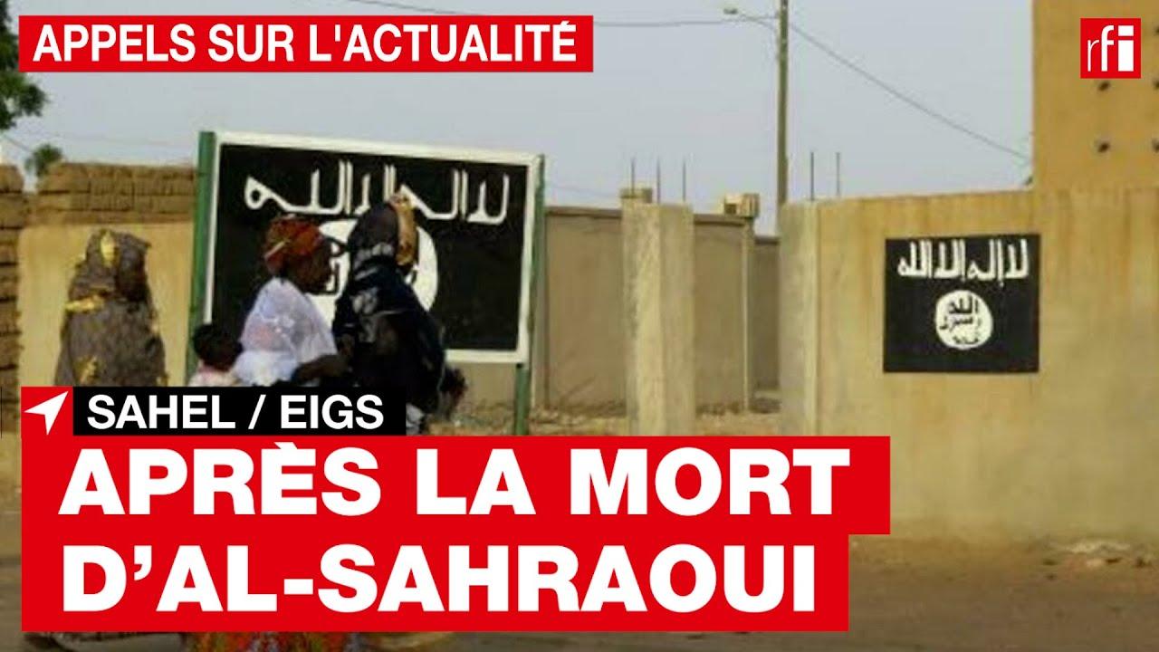 Sahel / EIGS : après la mort d'Adnan Abou Walid al-Sahraoui • RFI