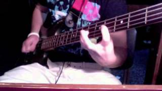 Arctic Monkeys - Plastic Tramp (Bass Cover)