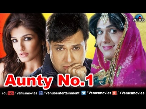 Aunty No.1 | Hindi Movies 2016 Full Movie | Govinda Full Movies | Latest Bollywood Movies