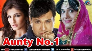 Aunty No1  Hindi Movies 2016 Full Movie  Govinda Full Movies  Latest Bollywood Movies