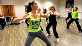 Zumba Dance Workout Latin Dance Fitness Zumba Belly Dance Fun To Be Fit! by van an Pham