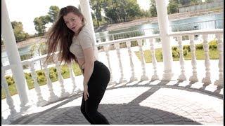 DANCEHALL CHOREO BY MS HELEN | Farruko Feat. Gyptian    Wine Slow