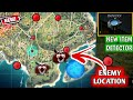 HOW TO FIND ENEMY 😳| DETECTOR NEW ITEM || GARENA FREE FIRE
