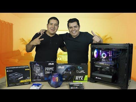 Armando Super PC Gamer de AkimAguilar  - Proto Hw & Tec