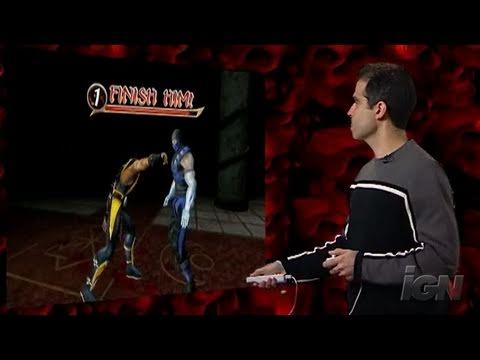 Видео № 0 из игры Mortal Kombat: Armageddon (Б/У) [Wii]