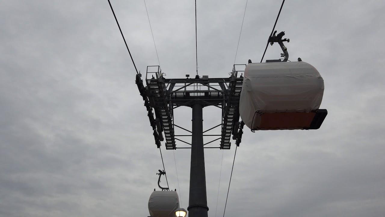 Disney Skyliner testing March 2019