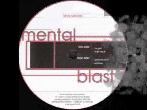 "Jana Clemen - Rush Hour - Mental Blast e.p 12"" Convex 001"