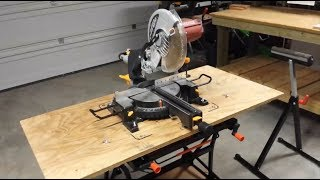 Getting The Most Out Of Your Harbor Freight Miter Saw