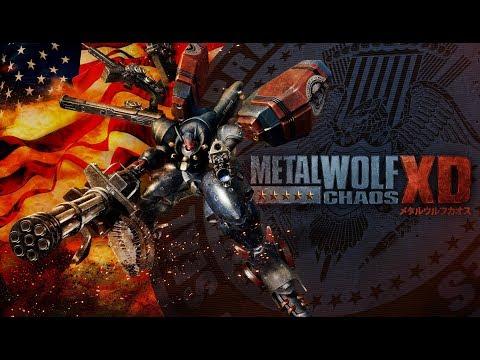Metal Wolf Chaos XD - Teaser Trailer de Metal Wolf Chaos XD