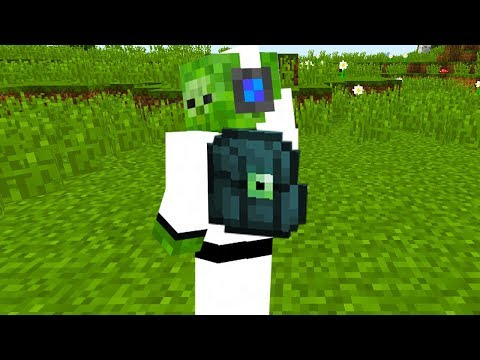 LAS MOCHILACAS DEL END! Minecraft 1.12.2 MOD ADVENTURE BAGS!