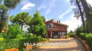 preview picture of video 'Tecnocasa rocca di papa - Villa singola giardino privato - prezzo di vendita € 469.000'