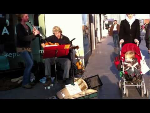 Jake Slocombe Music in Exeter High Street