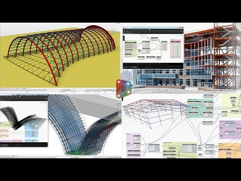 AEC Collection Workflow: Dynamo for Structure