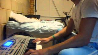 artful dodger - think about me ( piano )
