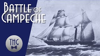 The Republic Of Texas And The Naval Battle Of Campeche
