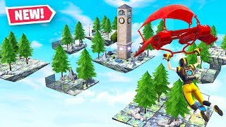 Fortnite SKY WARS *NEW* Creative Gamemode!