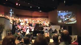 """Video thumbnail of """"I Can Tell You The Time - Red Back Church Hymnal Singing Gardendale FBC"""""""
