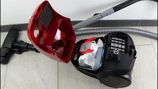 Bosch vacuum cleaner type, VRBS07Z2V0, Model, BZGL2A310, staubsauger,  test,  example movie #106