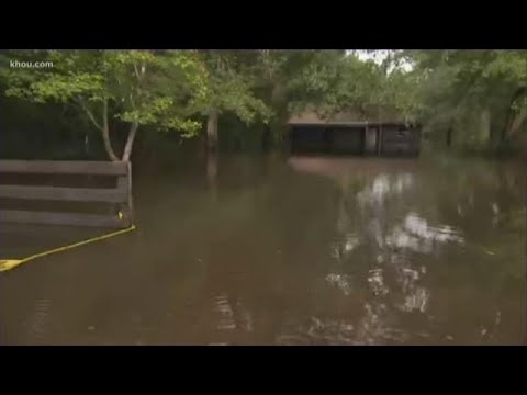 Rescues, flooding ongoing in Beaumont area