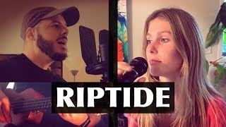 RIPTIDE - Vance Joy, Duet Cover feat. Brielle Cottier-Hall