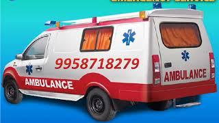 Get Best ICU Road Ambulance Service in Adarsh Nagar and Ashok Nagar