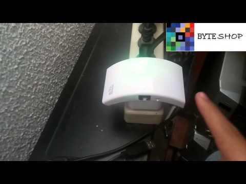 Repetidor Wifi / Punto De Acceso Inalambrico 300mbps Router    Byteshop.com.mx